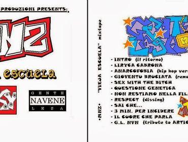 Recensione dell/'Album La Vieja Escuela MIXTAPE (2012)
