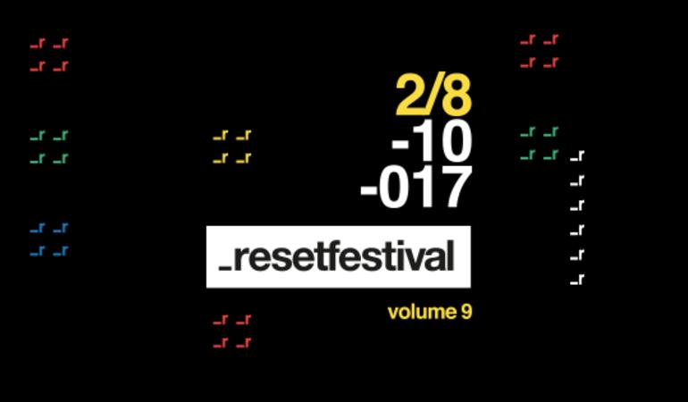 Reset Festival: live, workshop e conferenze sul mondo della musica