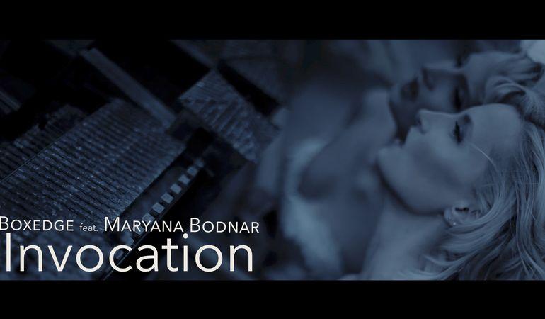 """E' uscito il video di """"Invocation"""", Boxedge feat. Maryana Bodnar"""