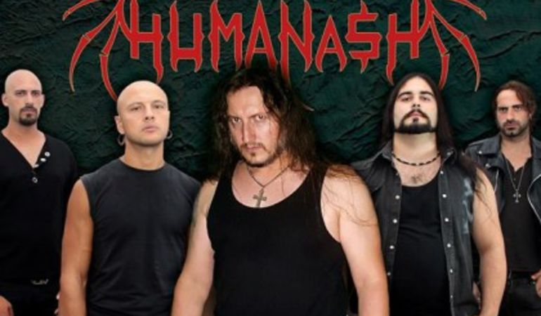 "Esce ""Reborn from the Ashes"" degli Humanash"