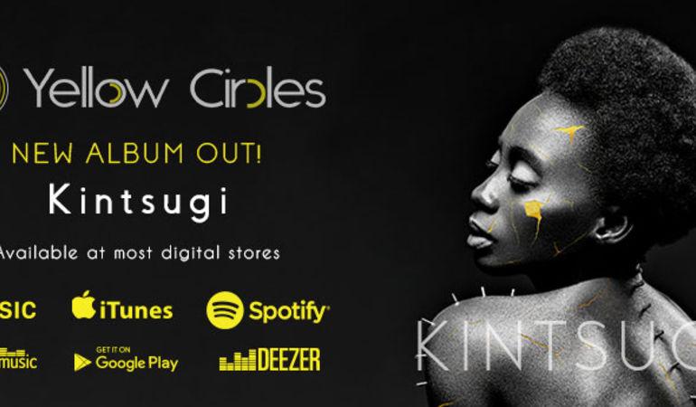 Kintsugi: la musica black si tinge di giallo