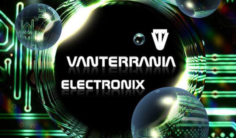 Vanterrania ha pubblicato Electronix, una fusione di rock ed elettronica