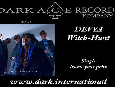 """Ascolta """"Witch - Hunt"""", il nuovo singolo dei Devya"""