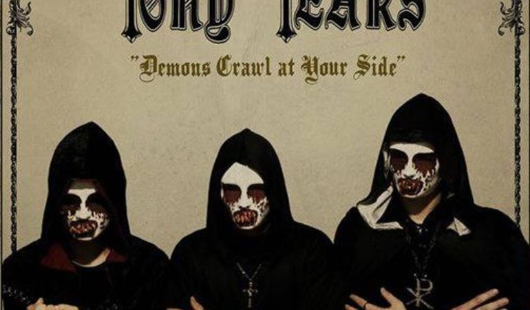 Tony Tears: nuovo album in uscita per Minotauro Records/Blood Rock Records