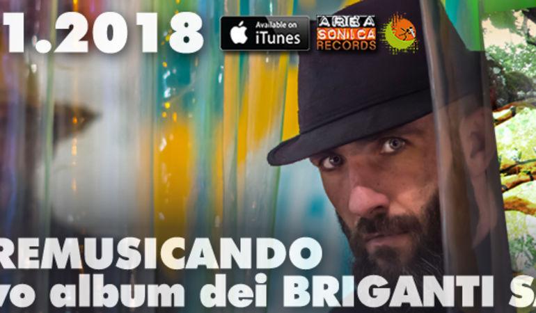 """Briganti Sabini: fuori il loro nuovo album """"Remusicando"""""""
