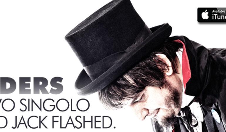 Nuovo singolo di Acid Jack Flashed: torna il rock 'n' roll ribelle dell'artista