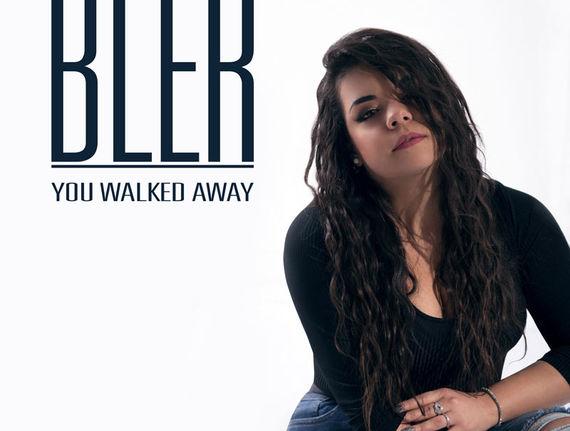 """Con """"You walked away"""" debutta la giovane Bler"""