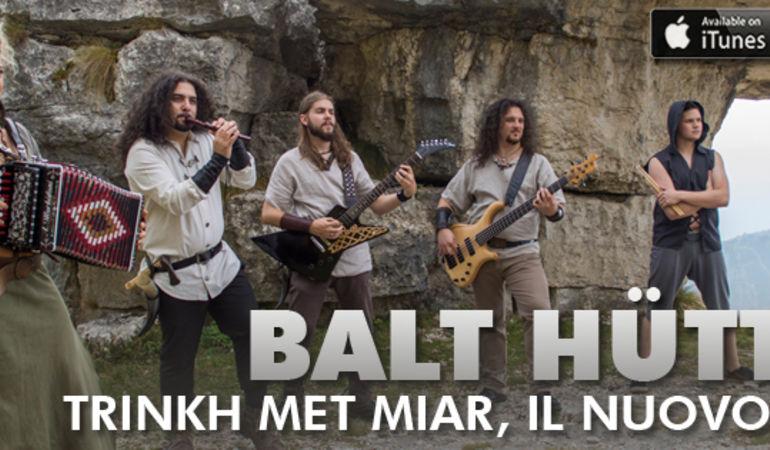 Trinkh Met Miar è il nuovo album dei Balt Hüttar