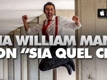 """""""Sia quel che sia"""" è il nuovo videoclip del cantautore William Manera"""