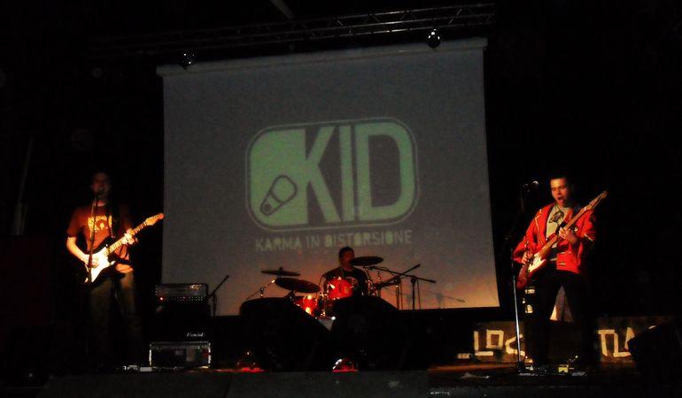 """LIVE REPORT – KARMA IN DISTORSIONE – RELEASE PARTY ALBUM """"KARMA IN DISTORSIONE"""" Locanda Atlantide, Roma giovedi' 07 marzo 2013"""