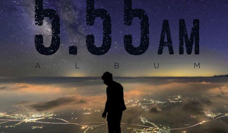 """""""5:55 am"""": finalmente fuori il debut album di Guglielmo"""