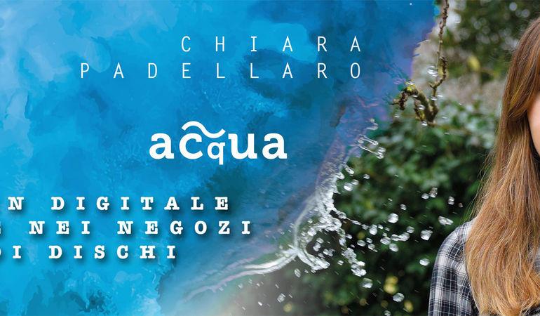 """""""Acqua"""": esordio discografico di Chiara Padellaro"""