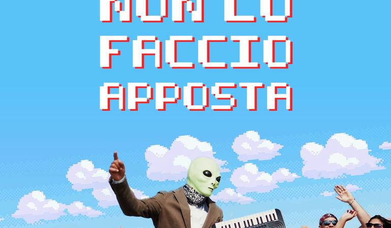 """Il nuovo singolo di Alex Polidori """"Non lo faccio apposta"""""""