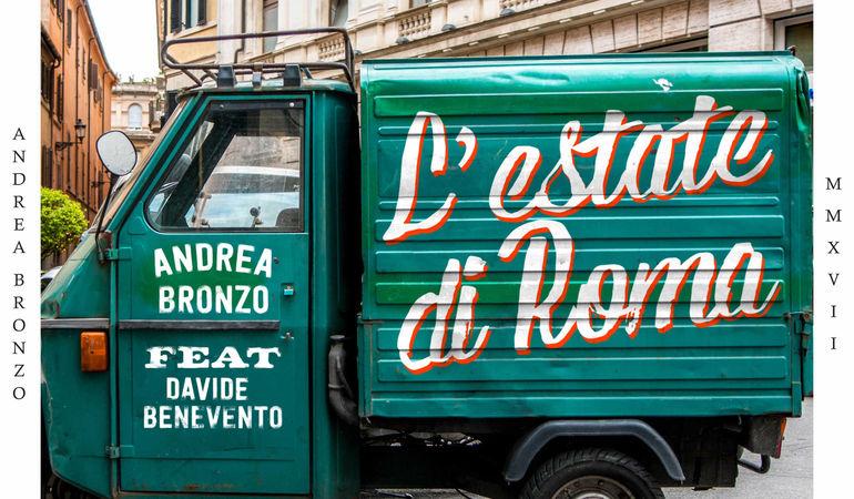 Andrea Bronzo il cantautore e autore che scrive per tutti i generi.