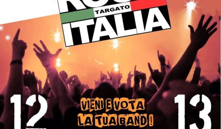 Rock Targato Italia, nel week-end le semifinali Marche