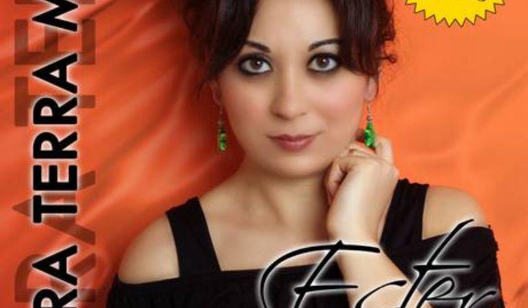 Cara Terra Mia, secondo album di inediti per la cantante siciliana Ester