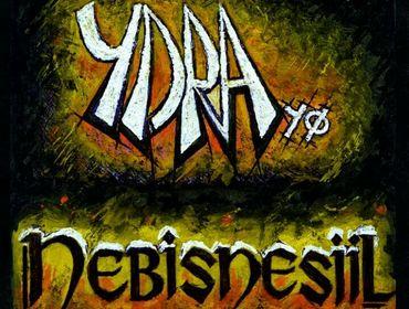 """""""Nebisnesiil"""" è il nuovo disco del rapper Ydra"""