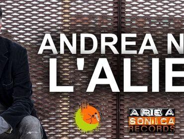 Fuori L'Alieno, il nuovo album di Andrea Negro