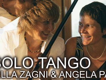Raffaella Zagni e Angela Palfrader presentano Non Solo Tango