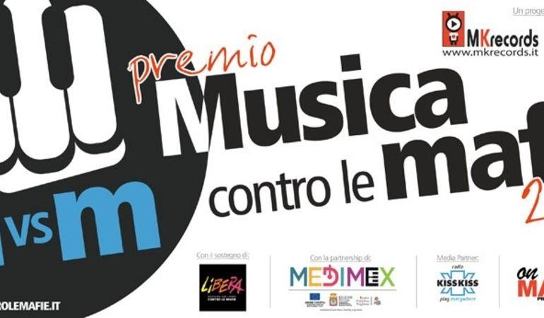 """PROSEGUE IL PREMIO """"MUSICA CONTRO LE MAFIE 2013"""""""