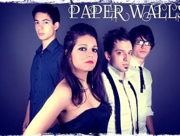 """Intervista i """"Paper Walls"""""""