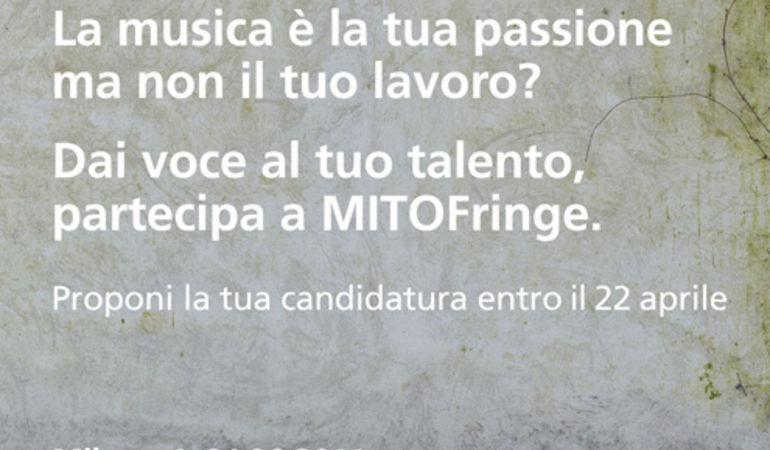 Aperte la candidature per MITOFringe 2014