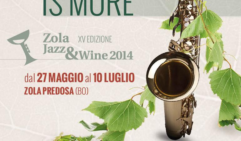 XV edizione Zola Jazz&Wine 2014