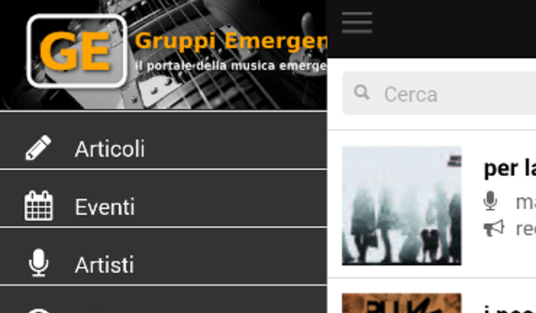 L'app mobile di Gruppi Emergenti disponibile su Google Play