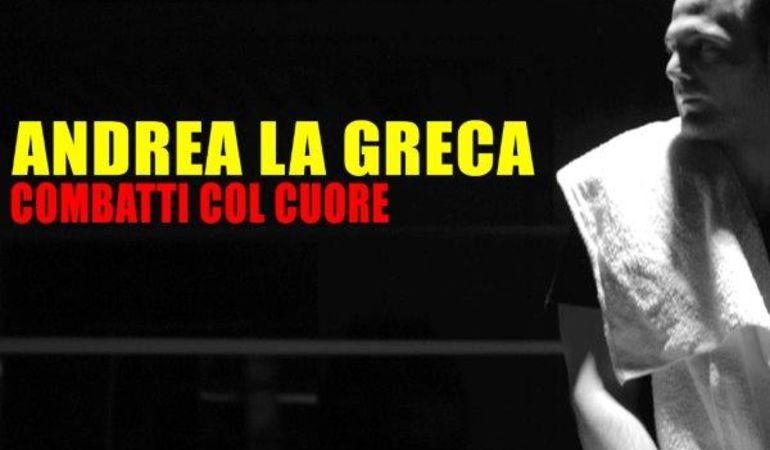 Il nuovo singolo di Andrea La Greca nelle radio: Combatti col cuore