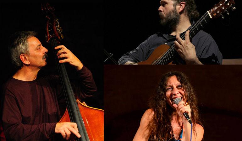 Zola Jazz&Wine 2014 Secondo concerto – G.A.S. Trio