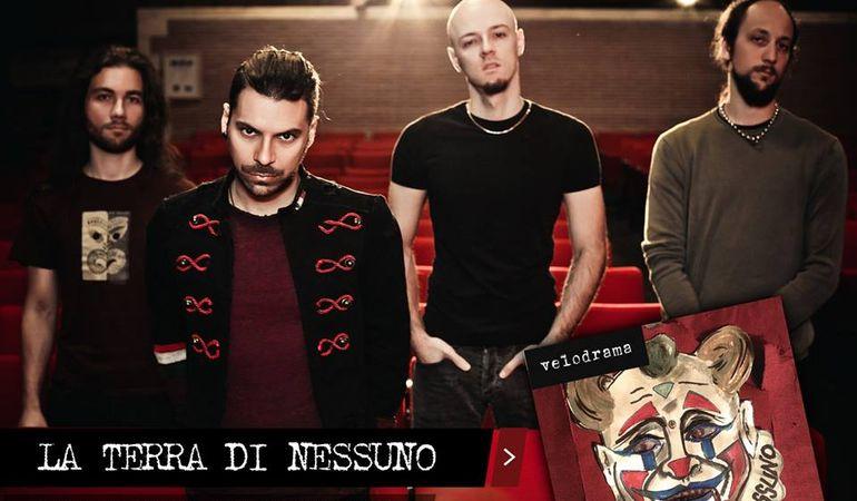 """Velodrama, pubblicato il primo EP ufficiale """"La Terra di Nessuno"""""""