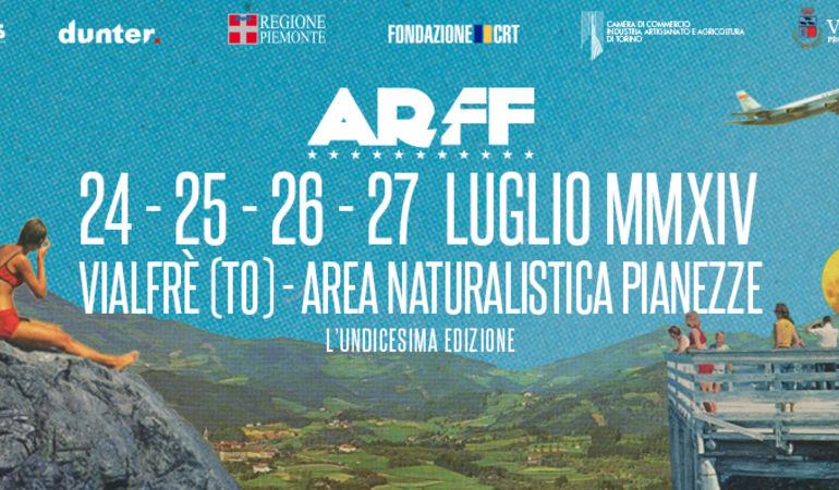 ARFF14 ci sarà: il Festival cambia casa e lo spirito continua. Nonostante tutto.