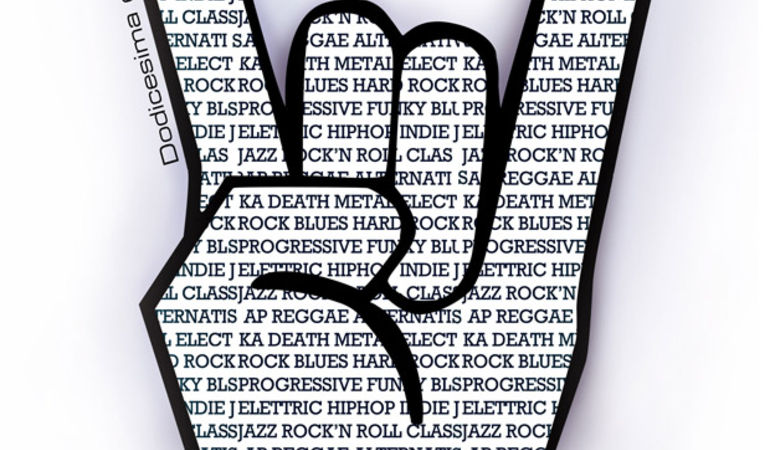 MISCELA ROCK FESTIVAL 2014 - Dodicesima Edizione