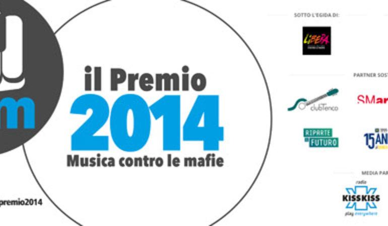 """L'Associazione """"Musica contro le mafie"""" presenta l'Edizione 2014 del Premio Nazionale """"Musica contro le mafie"""""""