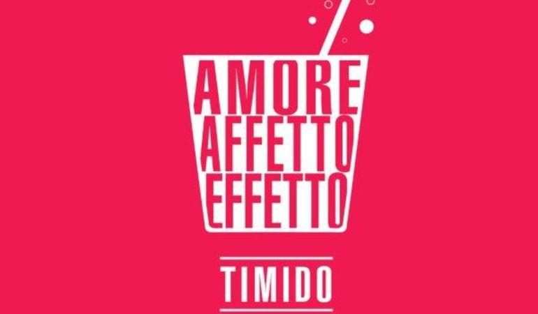 """DAVIDE LIPEROTI in radio con il nuovo singolo """"TIMIDO"""""""