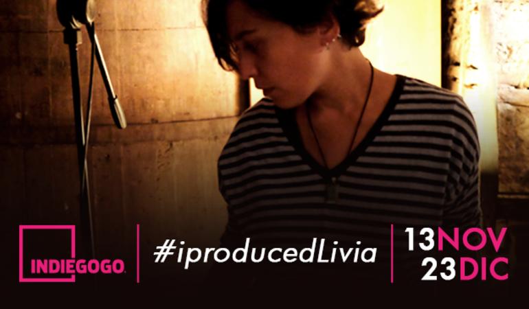 #iproducedLivia
