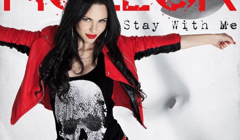 HeLLeR - Torna la Rock Woman d'Italia Stay With Me
