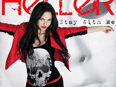 HeLLeR - Torna la Rock Woman d'Italia Stay With Me