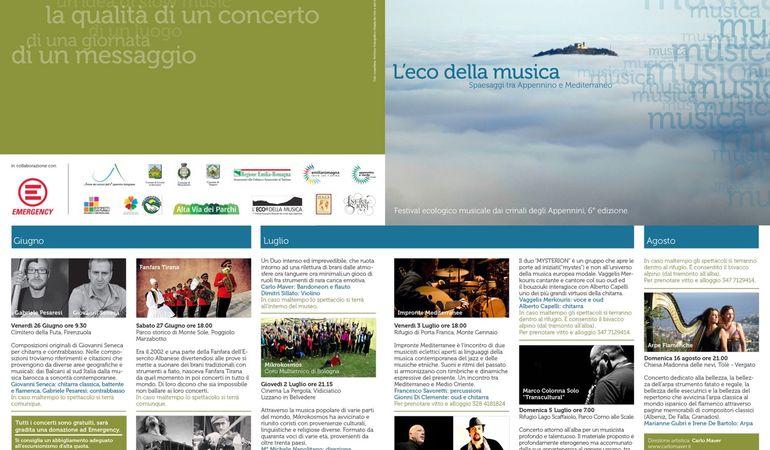 L'Eco della Musica 2015