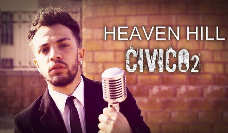 """Il 17 luglio esce finalmente """"Heaven Hill"""", singolo dei Civico 2"""