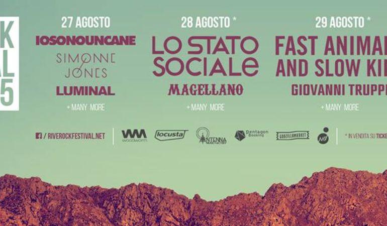 Riverock Festival // Castelnuovo di Assisi, 27-30 agosto 2015