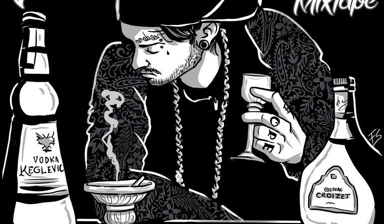 """SKORPIONE - """"Punte di diamante"""" nuovo Mixtape"""