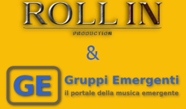 Gruppi Emergenti si unisce in partnership con Roll In Production.