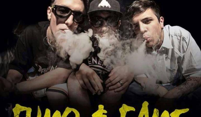 """Kappa Esse: trio emergente aquilano ed il loro primo mixtape """"Fumo e fame"""""""
