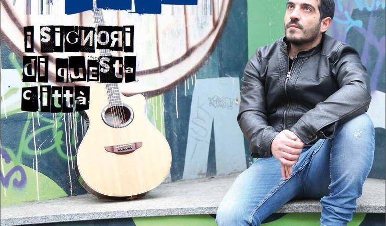 """Ecco nelle radio """"I signori di questa città"""" Il nuovo attesissimo singolo di Mario Garrucciu (X Factor)."""