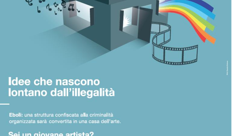 Art House: un progetto per riportare l'arte dove prima c'era la criminalità