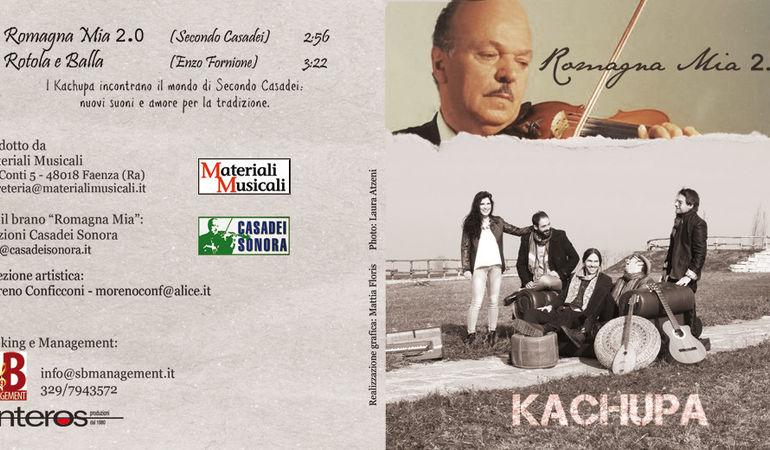 Kachupa: esce il singolo Romagna Mia 2.0