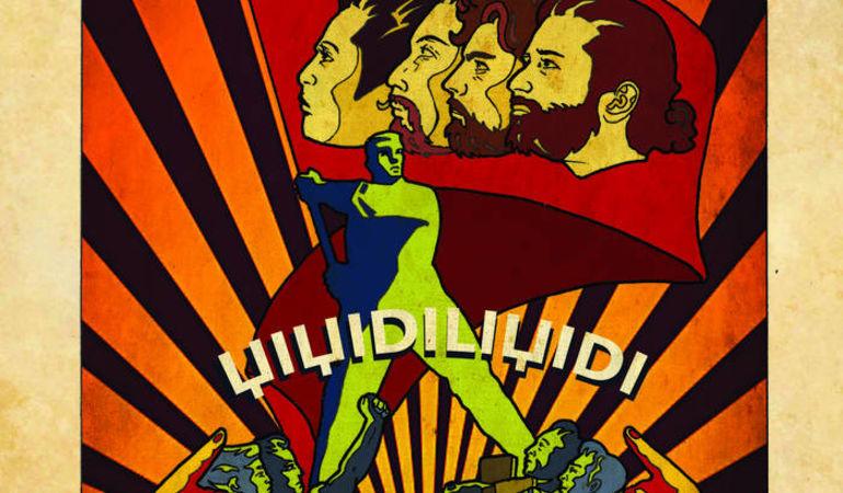 """ESCE """"VIVIDILIVIDI"""", SECONDO ALBUM DELLA BAND TORINESE KLINEFELTER"""