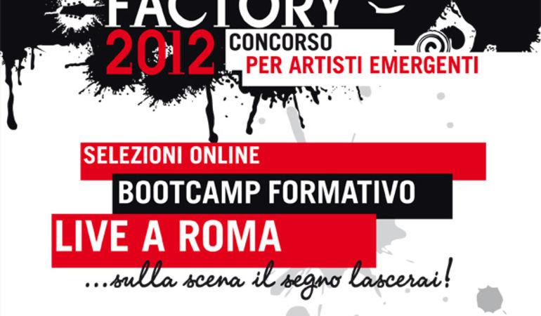 FONOPOLI FACTORY 2012