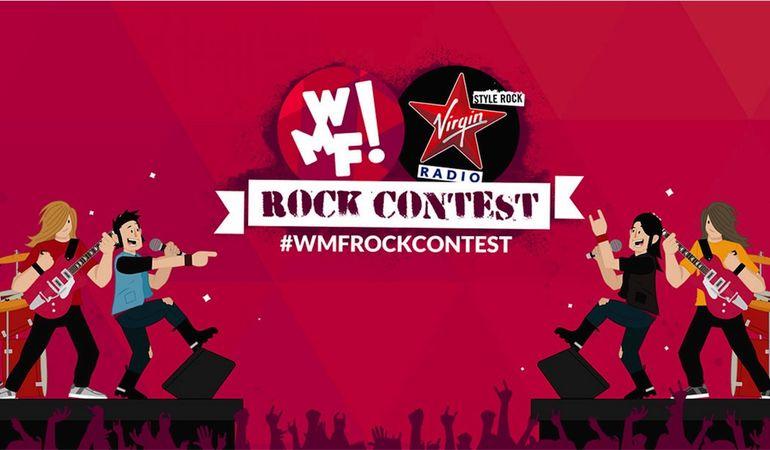 Web Marketing Festival Rock Contest